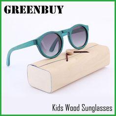 $16.81 (Buy here: https://alitems.com/g/1e8d114494ebda23ff8b16525dc3e8/?i=5&ulp=https%3A%2F%2Fwww.aliexpress.com%2Fitem%2FGREENBUY-Round-2016-Vogue-Kids-Sunglasses-Gradient-Bamboo-Glasses-Sunglass-Polarized-Children-Sunglasses-oculos-de-sol%2F32728561927.html ) Round 2016 Vogue Kids Sunglasses Gradient Bamboo Glasses Sunglass Polarized Children Sunglasses oculos de sol infantil GB030 for just $16.81