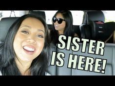 My SIster is Here!!! - October 10, 2015 -  ItsJudysLife Vlogs