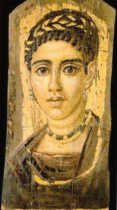 Egypt: Roman Mummy Portraits - Set 1