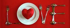 valentine day dinner food network