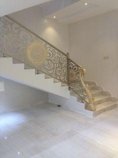 #saudiarabia #riyadh #doors #gates #design #cnc #lifestyle #modern #cadd #handrail #beautiful #metaldoor #lasercut #????? #stairs #furnituredesigns Railing Design, Gate Design, Staircase Design, Bed Design, House Design, Staircase Handrail, Iron Stair Railing, Sofa Furniture, Furniture Design