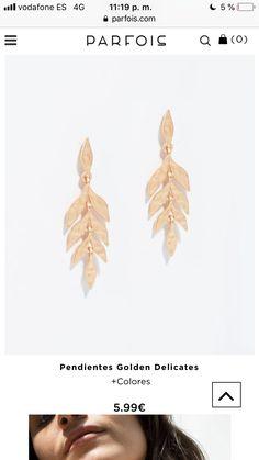 Pendientes Parfois Surprise Gifts, Ear Jewelry