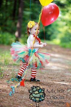 Inspiration for Charlie's circus-themed birthday party. @Sara Olsher