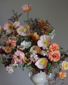 Grown and arranged by Christin Geall | Cultivatedbychristin.com