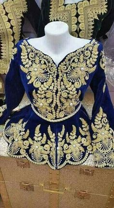 Karakou Lace Evening Gowns, Modern Outfits, Blouse Styles, Traditional Dresses, African Fashion, Embroidery Dress, Spring Summer Fashion, Bridal Dresses, Fashion Dresses