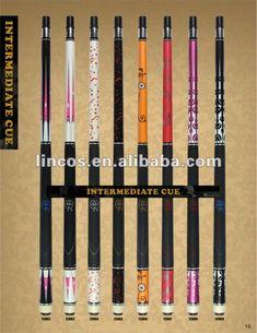 13mm tip marple wood pool billiard cues $9~$19