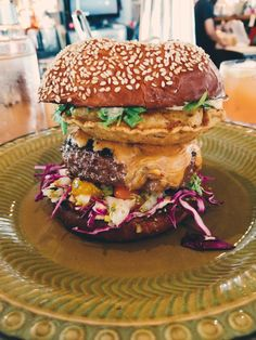 [I Ate] best damn burger of my life from Odd Duck Austin TX