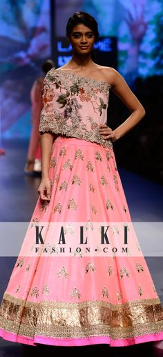 Anushree Reddy Collection at Lakme Fashion Week 2016