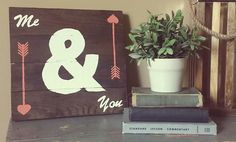 Me & you! by TheRusticMelonDesign on Etsy