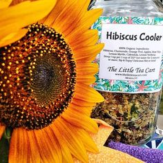 Hibiscus Cooler is a