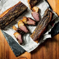 Embrace your inner South African and try out this home-made biltong recipe! It's crazy delicious and much cheaper than buying it from the store. Heart Healthy Recipes, Diabetic Recipes, Meat Recipes, Cooking For One, Cooking Time, Food Business Ideas, Biltong, South African Recipes, Keto Snacks