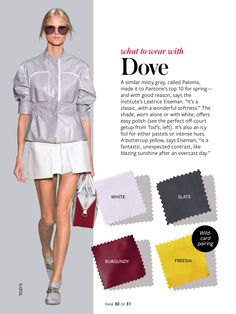 InStyle Color Crash Course-Dove