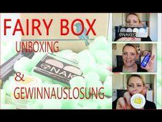 Jeaaaaah! Meine erste #FairyBox ist da!! #Unboxing und Gewinnauslosung