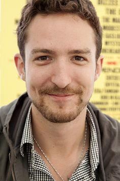 one of my all time favorite musicians, Frank Turner.  it certainly helps that he's cute. :)