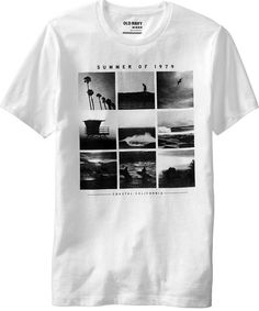 7f5a2db572 Men s Summer of 1979 Surf Tee.