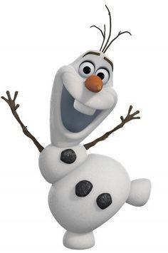 Idée déco Du personnage Olaf pour intérieur de la lanterne
