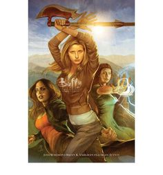 Buffy the Vampire Slayer Season 8: Volume 1 (Hardback)