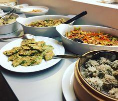 kiinalainen ilta atria