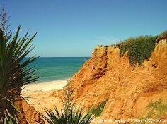 Praia de Vale do Lobo - Portugal