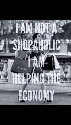 You can't beat a bit of retail therapy ❤️