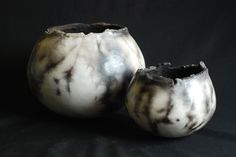 Sue Rouillard - smoke fired