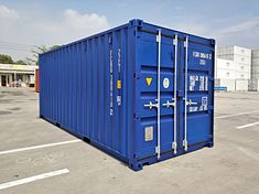 MO.SPACE bietet dir den robusten Seecontainer in Kobaltblau (RAL 5013) oder Lichtgrau (RAL 7035) mit dem leicht zu öffnenden Türverschluss inkl. Einbruchsicherung und dem langlebigen Holzboden zum TOP-Preis. Die Lieferung erfolgt direkt zu dir nach Hause oder zu deiner Firmenadresse. #GemeinsamZurNormalität  Preis: € 2.850,-- (Netto, ab Depot 2460 Bruck a. d. Leitha, gültig solange Vorrat reicht)  Shipping Container Storage, Shipping Containers For Sale, Storage Containers, Locker Storage, 1, Real Estate, Building, Ebay, Christmas Pancakes