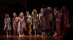 """""""Piper"""" August 2015. Original adaptation of The PIed Piper of Hamelin set in the Dust Bowl during the Great Depression by ensemble member Caitlyn Joy & Directed by Julie Herber."""