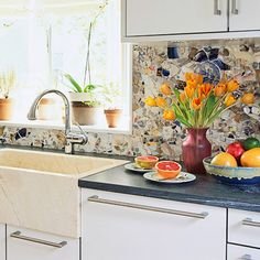 Find Your Perfect Kitchen Backsplash