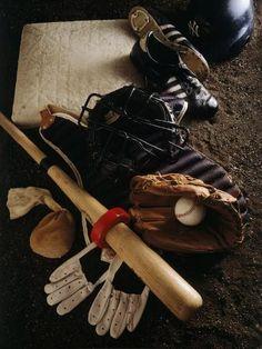 size: Photographic Print: Baseball Still Life : Entertainment Baseball Boys, Baseball Players, Baseball Stuff, Softball, Aesthetic Boy, Aesthetic Pictures, Baseball Senior Pictures, Baseball Photos, Danny Collins