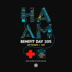"Check out my @Behance project: ""HAAM Benefit - Austin TX -Gig Poster"" https://www.behance.net/gallery/35711837/HAAM-Benefit-Austin-TX-Gig-Poster"