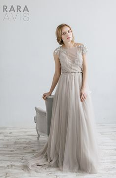 ivanel rara avis wedding bloom dress 2 bmodish