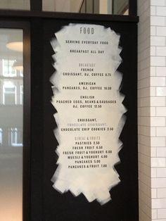 menu board paint
