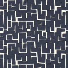 print & pattern: WALLPAPER Today I am posting fabrics and wallpapers from Villa Nova's Etta collection. Etta is a modernist range of prints and weaves that takes its initial inspiration from the work of Henri Matisse Graphic Patterns, Cool Patterns, Print Patterns, Textile Prints, Textile Patterns, Lino Prints, Block Prints, Patterned Carpet, Surface Pattern Design