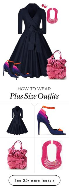 """A Little of This"" by toots2271 on Polyvore featuring Pierre Hardy, Chico's, L…"