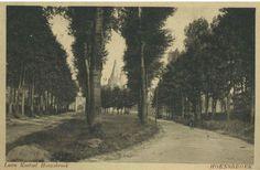 Laan naar Kasteel Hoensbroek/Castle Hoensbroek omstreeks 1918