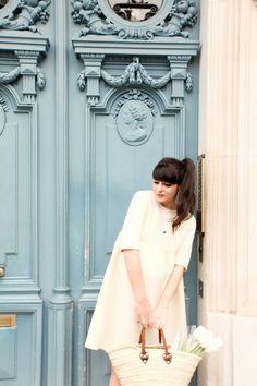 The Cherry Blossom Girl - Paris Blue Door 03