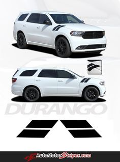 2011-2018 DODGE DURANGO STRIPES | DODGE DURANGO DECALS | DURANGO VINYL GRAPHICS We have 2011 2012 2013 2014 2015 2016 2017 2018 2019 Dodge Durango Stripes and Dodge Durango SUV Vinyl Graphics, Durango Striping Kits and Durango Decal Packages for your Dodge Durango, Dodge Durango SXT, Dodge Durango GT, Dodge Durango Cit