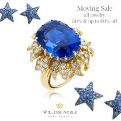 Our moving sale starts today! All of our jewelry is on sale for 30% and up to 60% off until end May. We will temporary relocate early June to a storefront location in Highland Park Village - next to Ralph Lauren - while our new showroom (in the same building but on the second floor) is being remodeled and slated to open mid 2018. Visit us on the third floor (use the entrance between Starbucks and Chanel) in Highland Park Village, Dallas, TX.