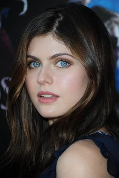 Her eyes are so beautiful! Alexandra Daddario. Percy Jackson. <3
