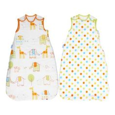 Amazon.com: The Gro Company grobag Baby Sleeping Bag Twin Pack, Hippo Hop and Spot 2.5 TOG, 0-6 Months: Baby