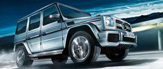 Mercedes G Class V8 AMG Wallpaper HD CarsWallpaperHD.com