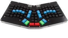 Axios Open Source Modular Ergonomic Keyboard