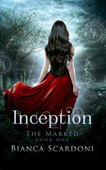 Inception by Bianca Scardoni | books, reading, book covers, cover love, cemeteries