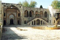 Lebanon - Beiteddine, Castle of Beiteddine