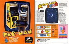 Pac-Man Arcade Game (1980) - developed by Namco