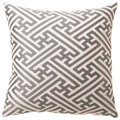 could do a woven grosgrain pillow like this..