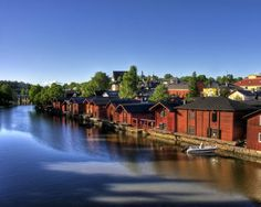 City of Wooden Houses: Porvoo, Finland