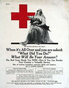 WW I Posters: What Will Be Your Answer?
