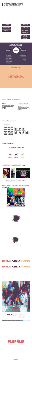 Projeto de comunicação para o estúdio de design gráfico socialmente engajado Púrália