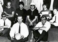 """blixtbaby: """"Beatles Football Club…. :) """""""